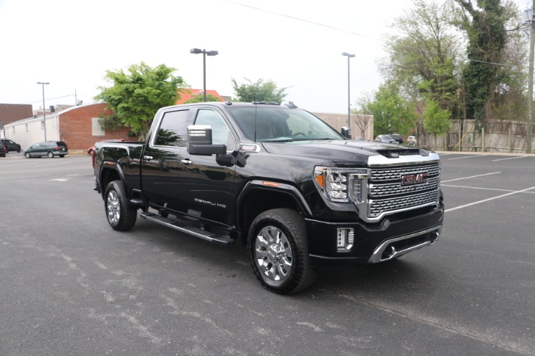 Used 2020 GMC Sierra 2500HD DENALI CREW CAB 4WD W/NAV for sale Sold at Auto Collection in Murfreesboro TN 37130 1