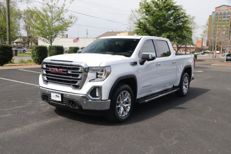 Used 2020 GMC Sierra 1500 SLT CREW CAB 4WD W/NAV for sale Sold at Auto Collection in Murfreesboro TN 37130 2