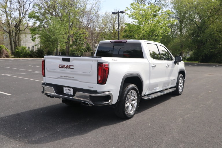 Used 2020 GMC Sierra 1500 SLT CREW CAB 4WD W/NAV for sale Sold at Auto Collection in Murfreesboro TN 37130 3