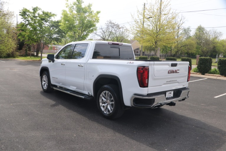 Used 2020 GMC Sierra 1500 SLT CREW CAB 4WD W/NAV for sale Sold at Auto Collection in Murfreesboro TN 37130 4