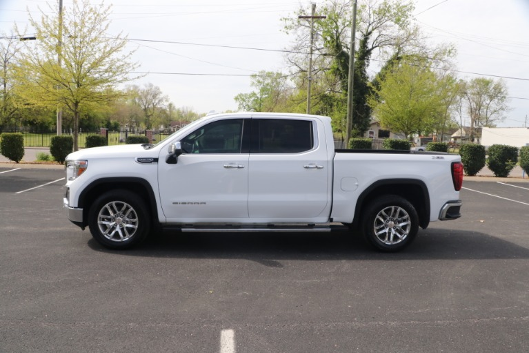 Used 2020 GMC Sierra 1500 SLT CREW CAB 4WD W/NAV for sale Sold at Auto Collection in Murfreesboro TN 37130 7