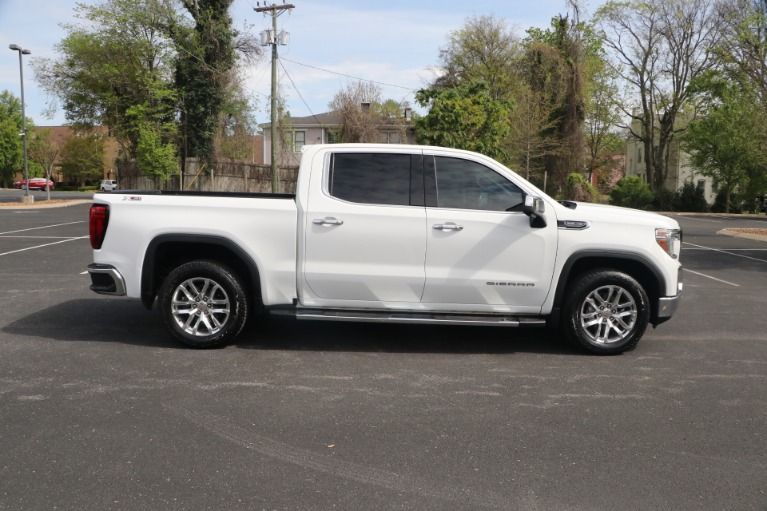 Used 2020 GMC Sierra 1500 SLT CREW CAB 4WD W/NAV for sale Sold at Auto Collection in Murfreesboro TN 37130 8