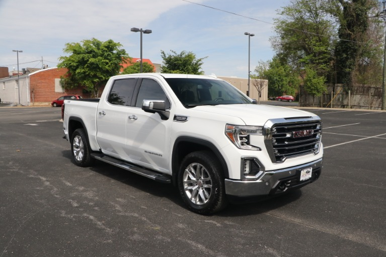 Used 2020 GMC Sierra 1500 SLT CREW CAB 4WD W/NAV for sale Sold at Auto Collection in Murfreesboro TN 37130 1