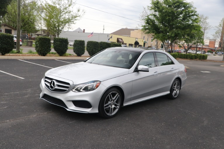 Used 2016 Mercedes-Benz E400 4MATIC W/PANORAMIC ROOF for sale $28,950 at Auto Collection in Murfreesboro TN 37130 2