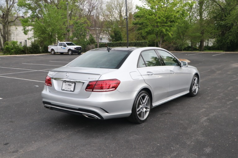 Used 2016 Mercedes-Benz E400 4MATIC W/PANORAMIC ROOF for sale $28,950 at Auto Collection in Murfreesboro TN 37130 3