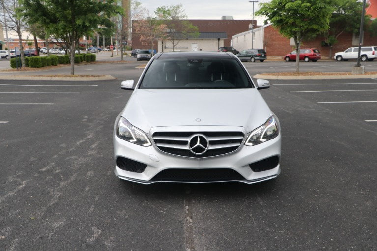 Used 2016 Mercedes-Benz E400 4MATIC W/PANORAMIC ROOF for sale $28,950 at Auto Collection in Murfreesboro TN 37130 5