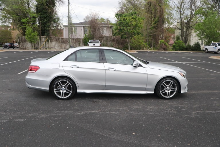 Used 2016 Mercedes-Benz E400 4MATIC W/PANORAMIC ROOF for sale $28,950 at Auto Collection in Murfreesboro TN 37130 8