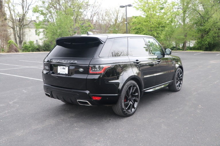 Used 2019 Land Rover Range Rover SPORT Supercharged Dynamic for sale Sold at Auto Collection in Murfreesboro TN 37130 3