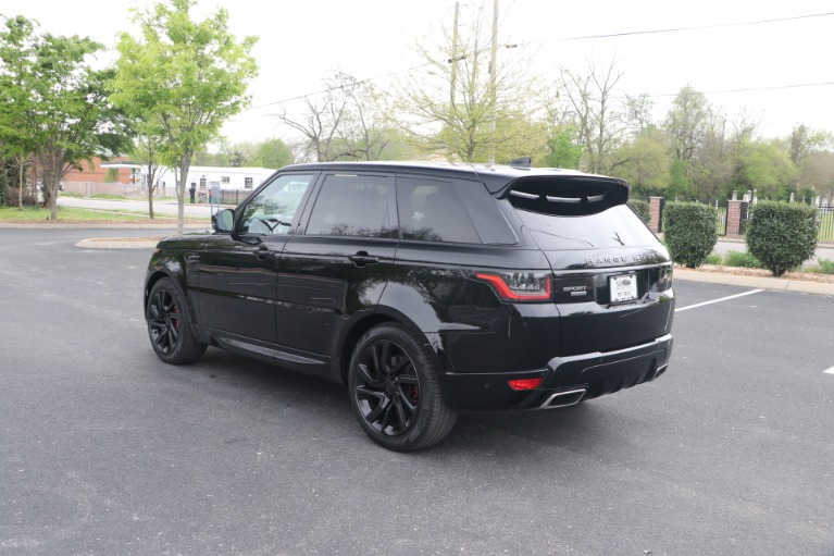 Used 2019 Land Rover Range Rover SPORT Supercharged Dynamic for sale Sold at Auto Collection in Murfreesboro TN 37130 4