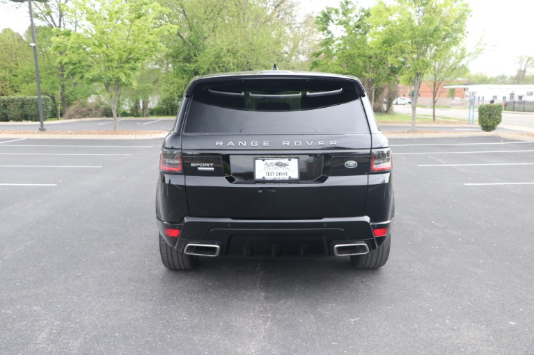 Used 2019 Land Rover Range Rover SPORT Supercharged Dynamic for sale Sold at Auto Collection in Murfreesboro TN 37130 6