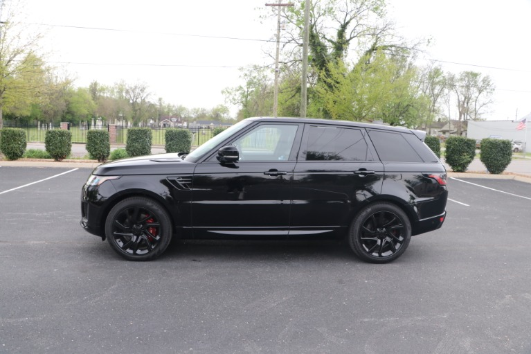 Used 2019 Land Rover Range Rover SPORT Supercharged Dynamic for sale Sold at Auto Collection in Murfreesboro TN 37130 7