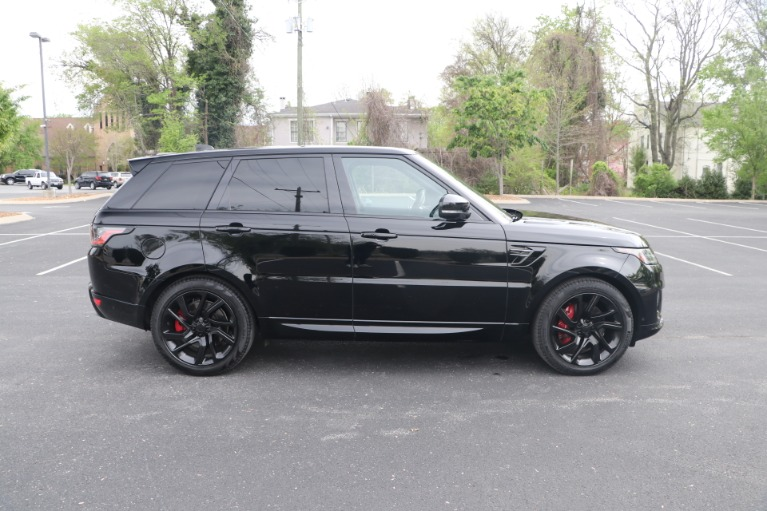 Used 2019 Land Rover Range Rover SPORT Supercharged Dynamic for sale Sold at Auto Collection in Murfreesboro TN 37130 8