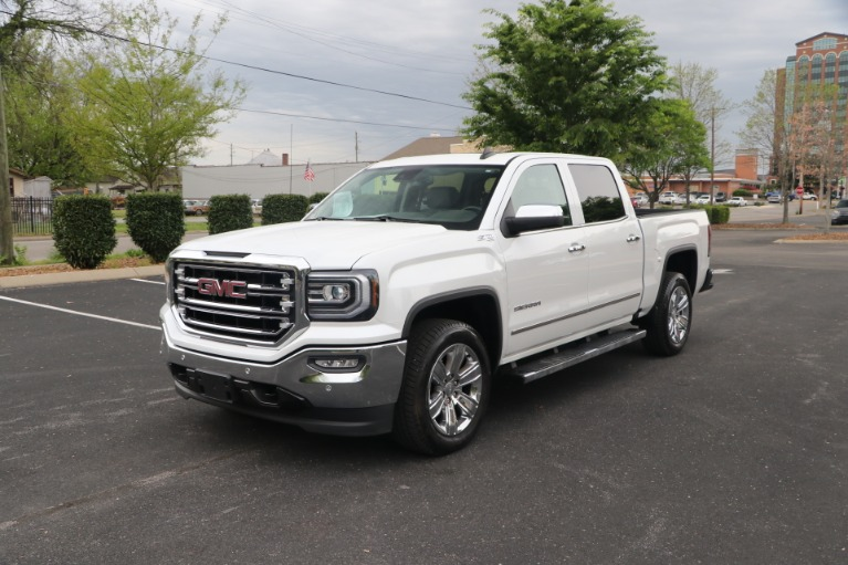 Used 2016 GMC Sierra 1500 SLT 4WD CREW CAB W/NAV for sale Sold at Auto Collection in Murfreesboro TN 37130 2