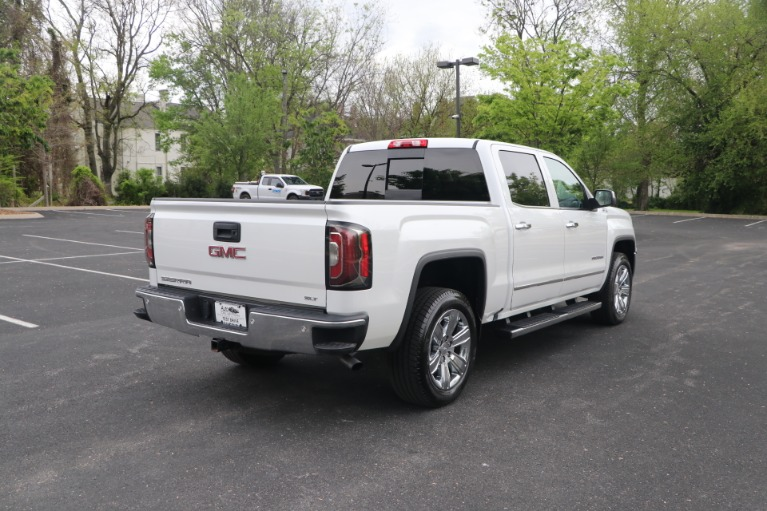 Used 2016 GMC Sierra 1500 SLT 4WD CREW CAB W/NAV for sale Sold at Auto Collection in Murfreesboro TN 37130 3