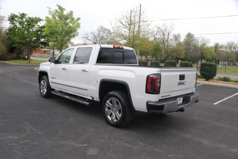 Used 2016 GMC Sierra 1500 SLT 4WD CREW CAB W/NAV for sale Sold at Auto Collection in Murfreesboro TN 37130 4