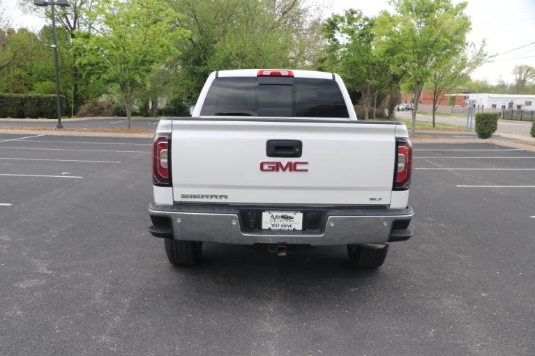 Used 2016 GMC Sierra 1500 SLT 4WD CREW CAB W/NAV for sale Sold at Auto Collection in Murfreesboro TN 37130 6