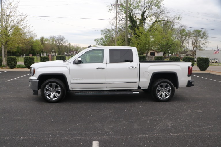 Used 2016 GMC Sierra 1500 SLT 4WD CREW CAB W/NAV for sale Sold at Auto Collection in Murfreesboro TN 37130 7
