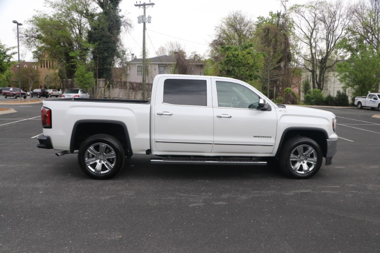 Used 2016 GMC Sierra 1500 SLT 4WD CREW CAB W/NAV for sale Sold at Auto Collection in Murfreesboro TN 37130 8