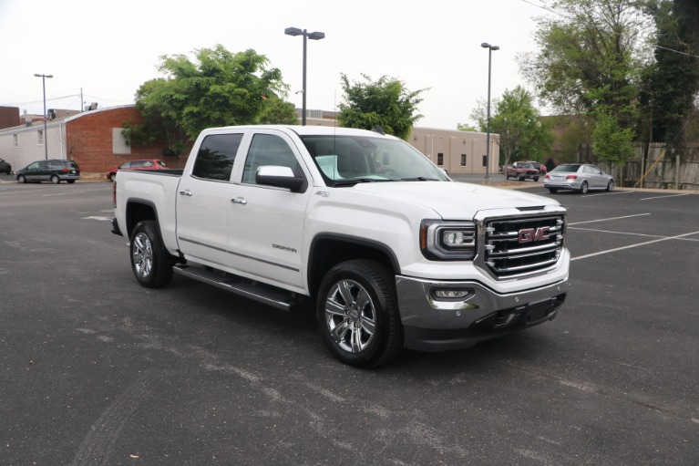 Used Used 2016 GMC Sierra 1500 SLT 4WD CREW CAB W/NAV for sale $44,950 at Auto Collection in Murfreesboro TN