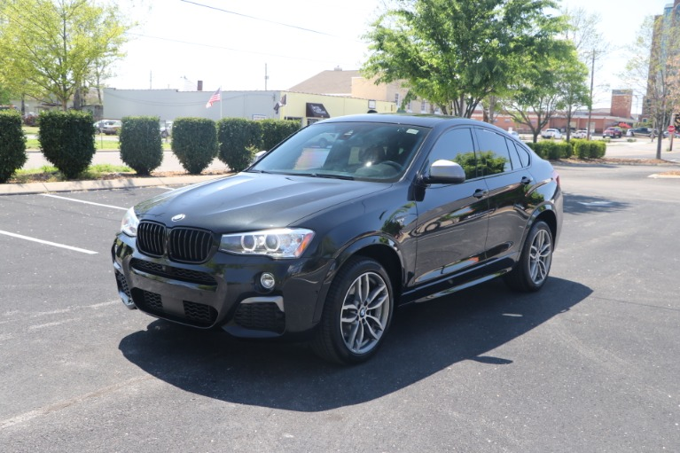 Used 2018 BMW X4 M40I XDRIVE W/NAV for sale Sold at Auto Collection in Murfreesboro TN 37130 2
