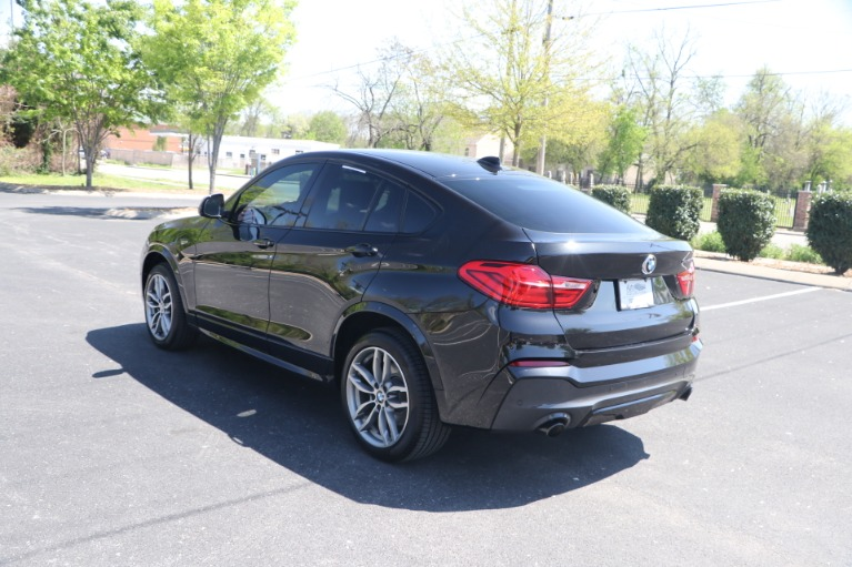 Used 2018 BMW X4 M40I XDRIVE W/NAV for sale Sold at Auto Collection in Murfreesboro TN 37130 4
