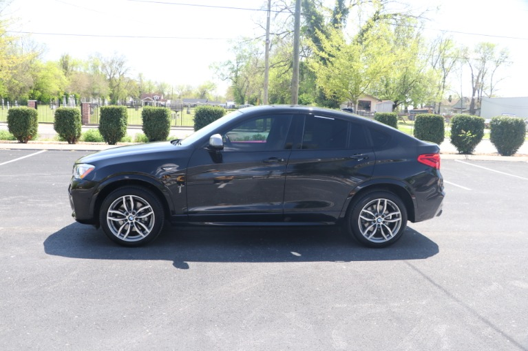 Used 2018 BMW X4 M40I XDRIVE W/NAV for sale Sold at Auto Collection in Murfreesboro TN 37130 7