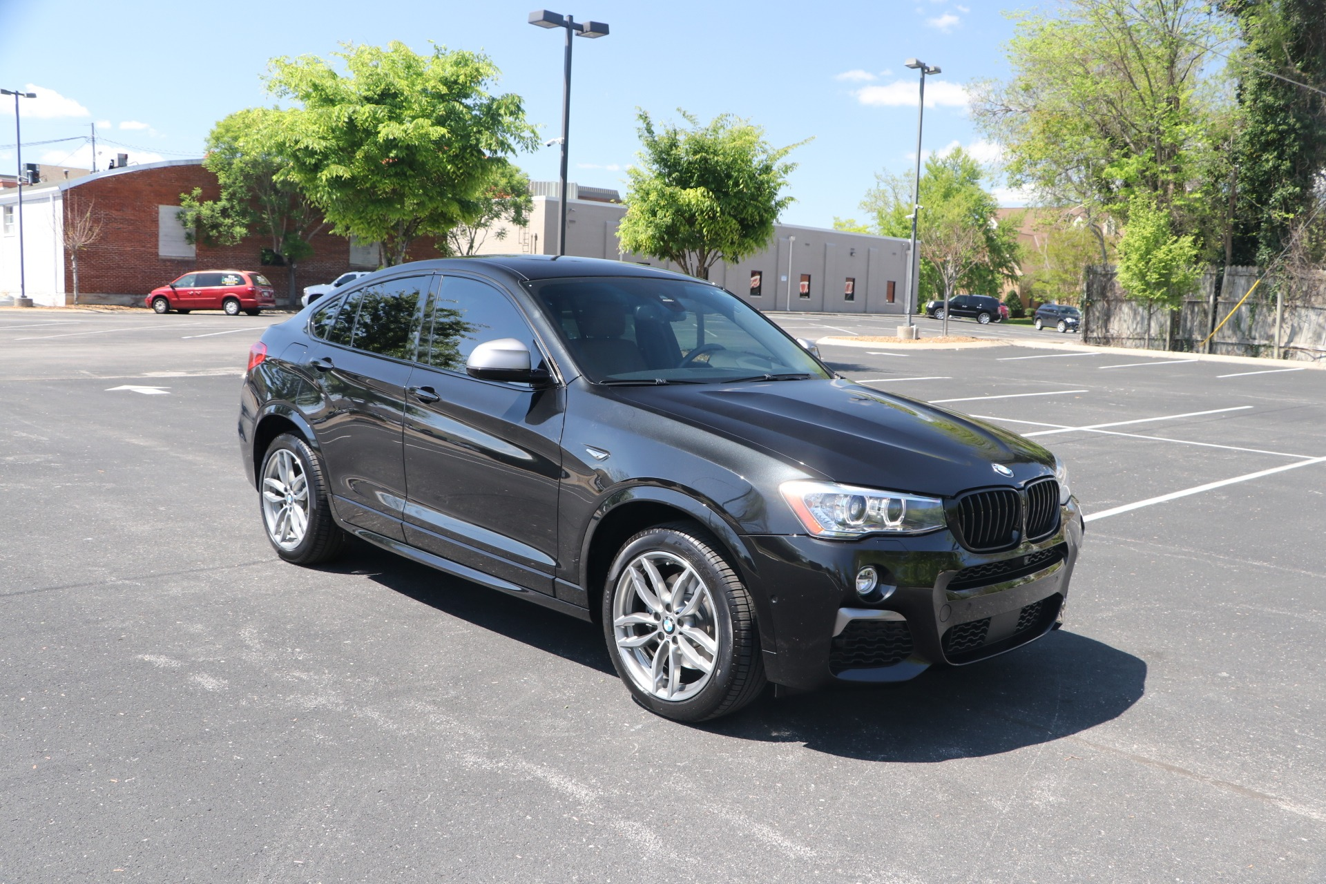 Used 2018 BMW X4 M40I XDRIVE W/NAV for sale Sold at Auto Collection in Murfreesboro TN 37130 1