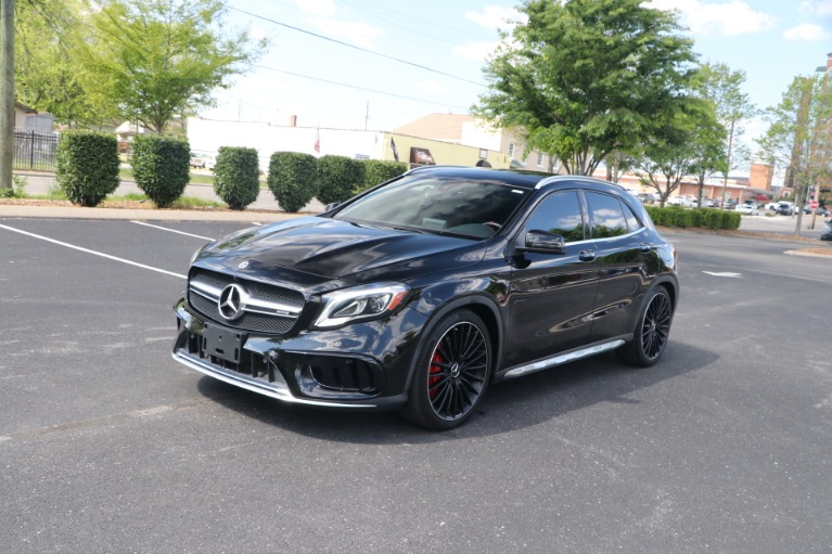 Used 2018 Mercedes-Benz GLA 45 AMG PREMIUM W/NAV for sale Sold at Auto Collection in Murfreesboro TN 37130 2