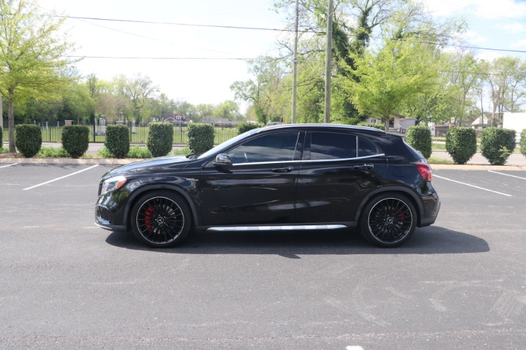 Used 2018 Mercedes-Benz GLA 45 AMG PREMIUM W/NAV for sale Sold at Auto Collection in Murfreesboro TN 37130 7