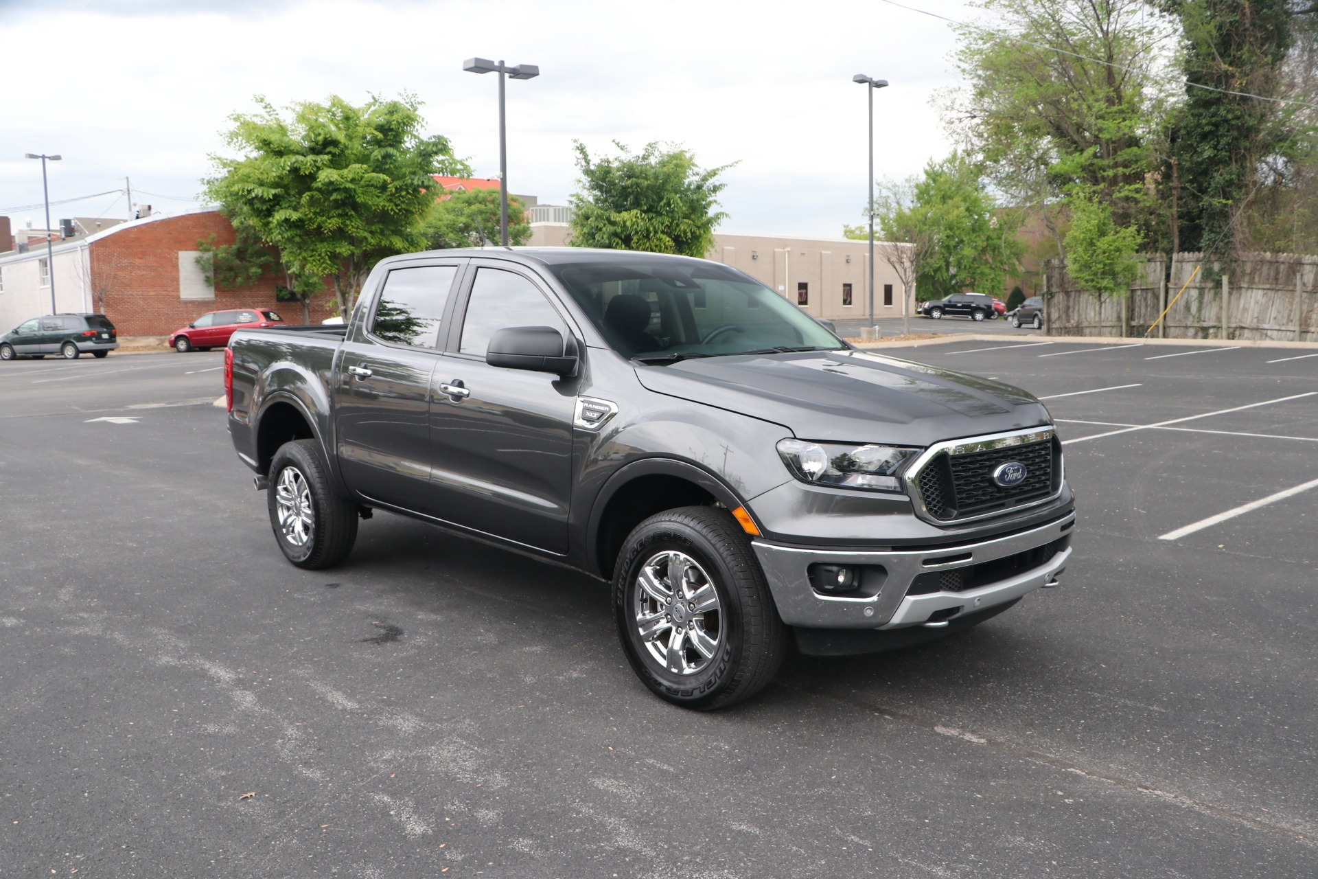 Used 2019 Ford Ranger SUPER CREW 4X2 for sale Sold at Auto Collection in Murfreesboro TN 37130 1