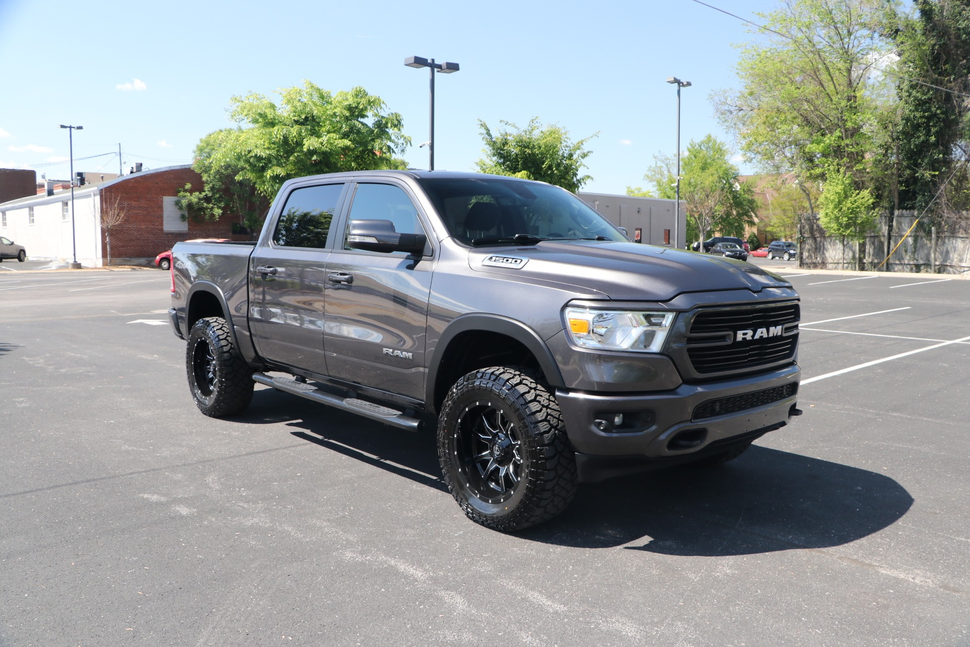 Used 2019 Ram 1500 BIG HORN NORTH EDITION 4WD W/NAV for sale Sold at Auto Collection in Murfreesboro TN 37130 1