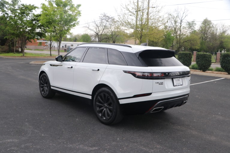 Used 2018 Land Rover Range Rover VELAR DYNA SE W/NAV for sale $56,950 at Auto Collection in Murfreesboro TN 37130 4