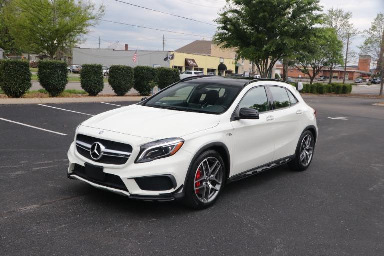 Used 2016 Mercedes-Benz GLA 45 AMG PREMIUM W/NAV for sale $36,950 at Auto Collection in Murfreesboro TN 37130 2