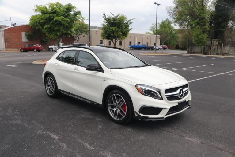Used 2016 Mercedes-Benz GLA 45 AMG PREMIUM W/NAV for sale $36,950 at Auto Collection in Murfreesboro TN 37130 1