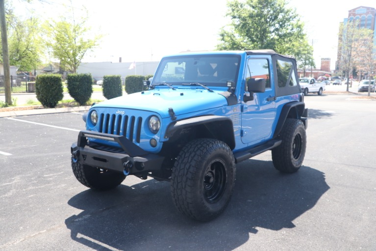Used 2011 Jeep Wrangler SAHARA 4X4 for sale $18,950 at Auto Collection in Murfreesboro TN 37130 2