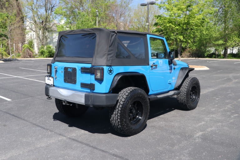 Used 2011 Jeep Wrangler SAHARA 4X4 for sale $18,950 at Auto Collection in Murfreesboro TN 37130 3