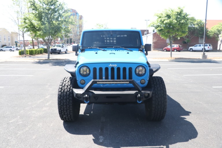 Used 2011 Jeep Wrangler SAHARA 4X4 for sale $18,950 at Auto Collection in Murfreesboro TN 37130 5