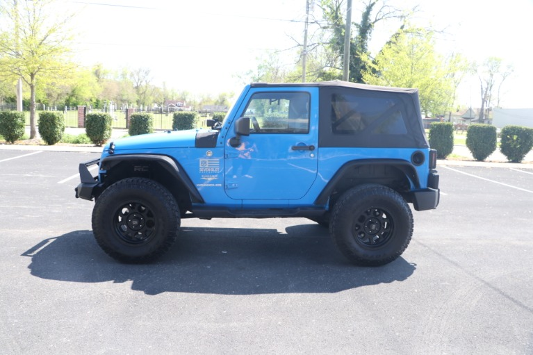 Used 2011 Jeep Wrangler SAHARA 4X4 for sale $18,950 at Auto Collection in Murfreesboro TN 37130 7