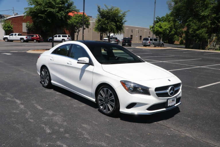 Used 2018 Mercedes-Benz CLA 250 COUPE W/NAV for sale Sold at Auto Collection in Murfreesboro TN 37130 1