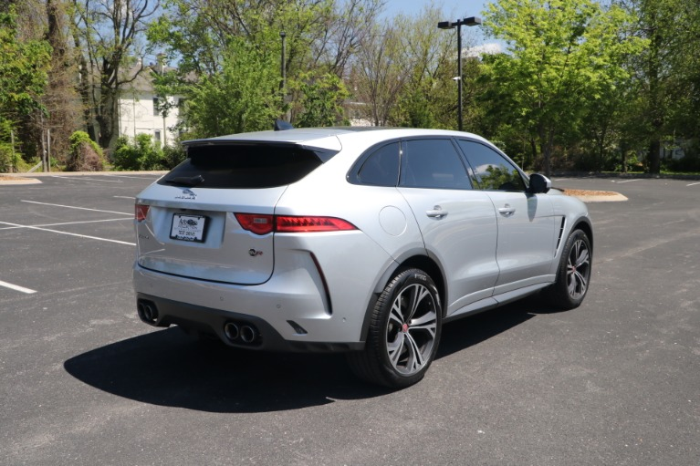 Used 2020 Jaguar F-PACE SVR LUXURY AWD W/NAV for sale Sold at Auto Collection in Murfreesboro TN 37130 3