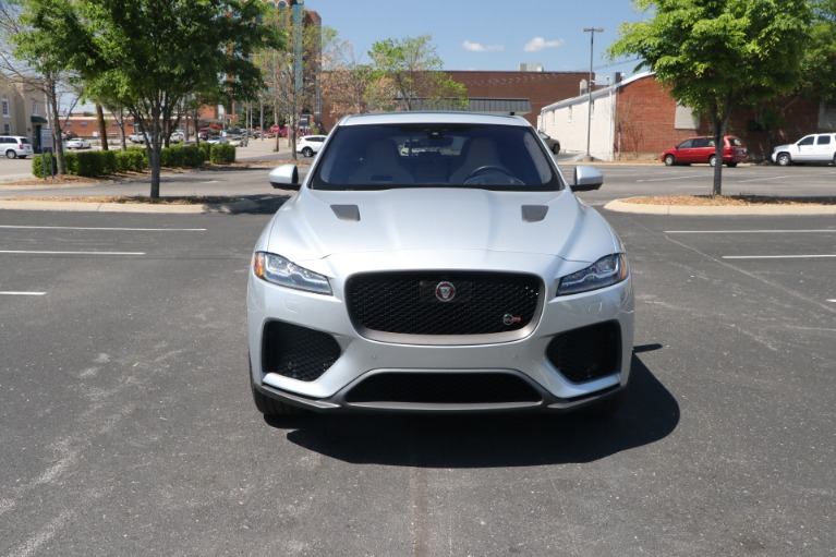 Used 2020 Jaguar F-PACE SVR LUXURY AWD W/NAV for sale Sold at Auto Collection in Murfreesboro TN 37130 5