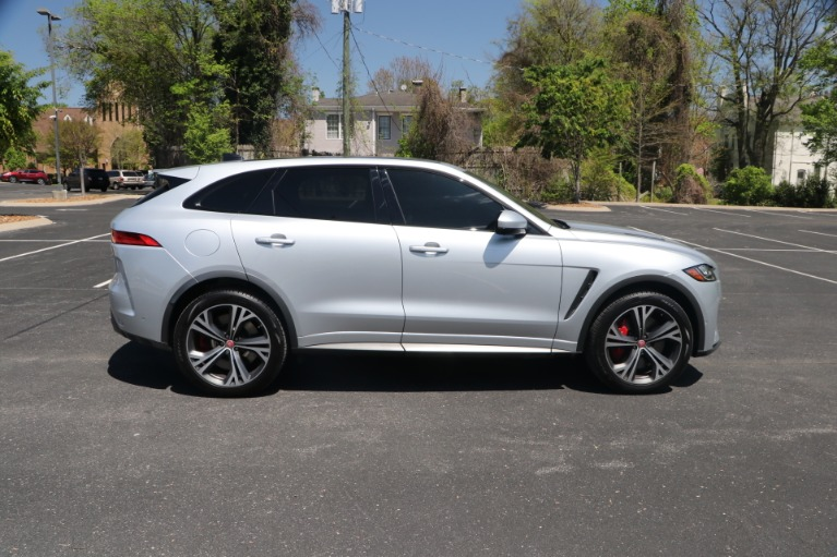 Used 2020 Jaguar F-PACE SVR LUXURY AWD W/NAV for sale Sold at Auto Collection in Murfreesboro TN 37130 8