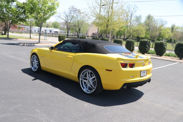 Used 2011 Chevrolet Camaro 2SS CONVERTIBLE w/NAV for sale Sold at Auto Collection in Murfreesboro TN 37130 4