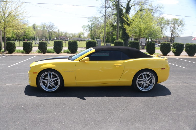 Used 2011 Chevrolet Camaro 2SS CONVERTIBLE w/NAV for sale Sold at Auto Collection in Murfreesboro TN 37130 7