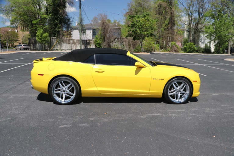 Used 2011 Chevrolet Camaro 2SS CONVERTIBLE w/NAV for sale Sold at Auto Collection in Murfreesboro TN 37130 8