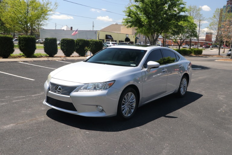 Used 2013 Lexus ES 350 LUXURY FWD W/NAV for sale $14,950 at Auto Collection in Murfreesboro TN 37130 2