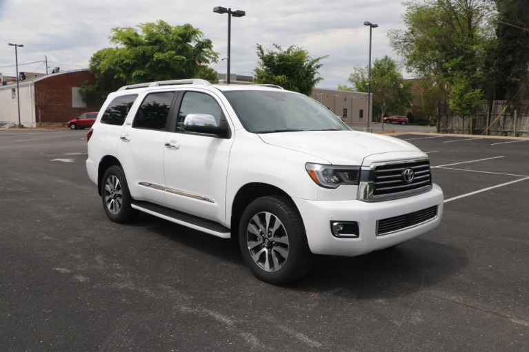 Used Used 2021 Toyota Sequoia LIMITED 4WD W/NAV for sale $67,950 at Auto Collection in Murfreesboro TN