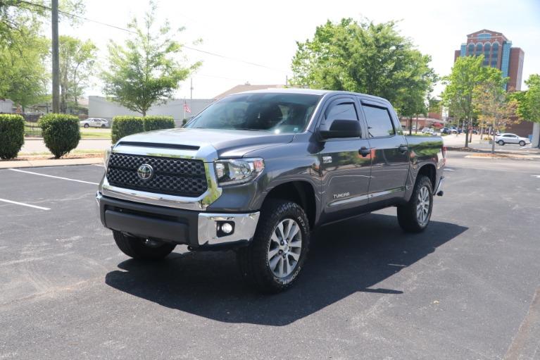 Used 2021 Toyota Tundra CREWMAX SR5 4WD W/NAV for sale Sold at Auto Collection in Murfreesboro TN 37130 2