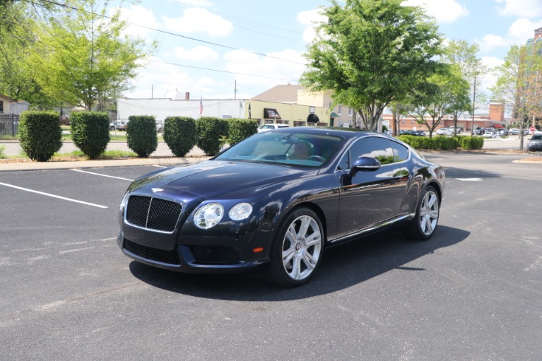 Used 2013 Bentley Continental GT COUPE AWD W/NAV for sale Sold at Auto Collection in Murfreesboro TN 37130 2