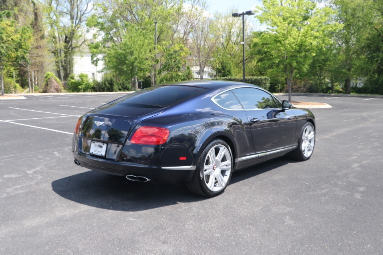Used 2013 Bentley Continental GT COUPE AWD W/NAV for sale Sold at Auto Collection in Murfreesboro TN 37130 3